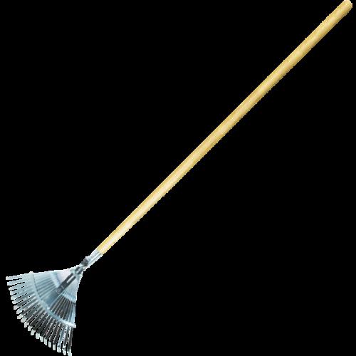 Bellota állítható fűseprű nyelezett