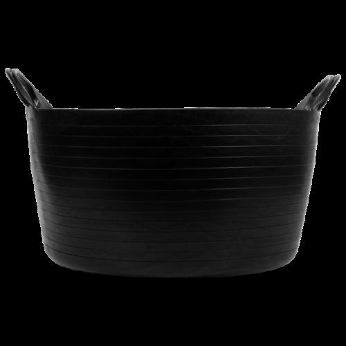 Bellota fekete műanyag vödör 30L