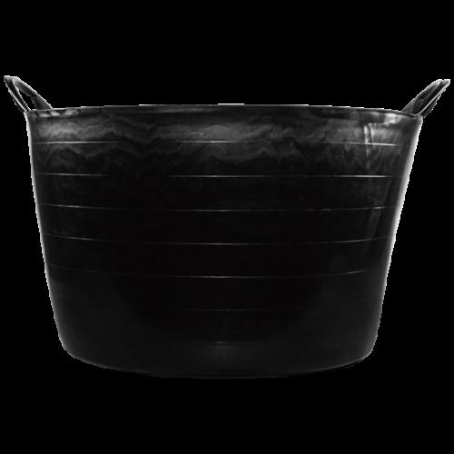 Bellota fekete műanyag vödör 65L
