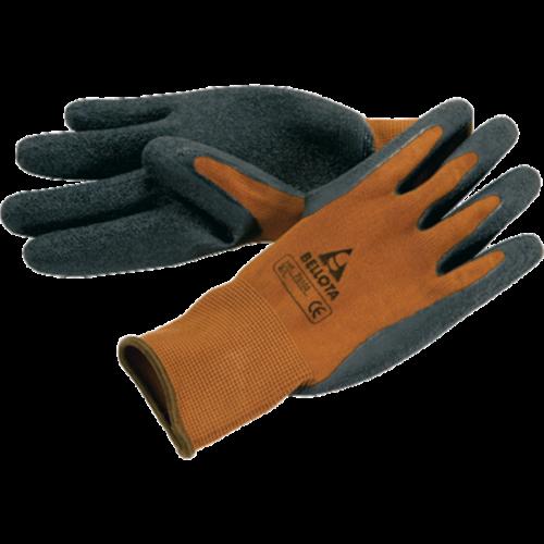 Bellota latex-nylon munkavédelmi kesztyű 9/L
