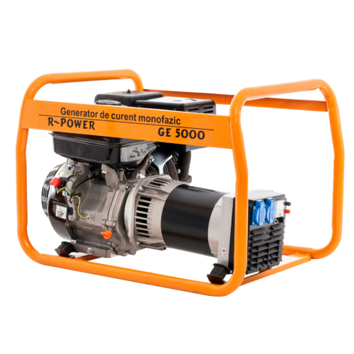 Aggregátor RURIS R-Power GE 5000S