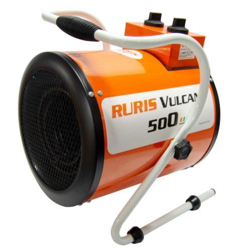 Hőlégfúvó RURIS Vulcano 500