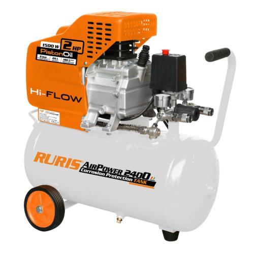 Légkompresszor RURIS AirPower 2400