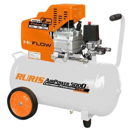 Légkompresszor RURIS AirPower 5000