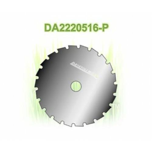 Vágótárcsa 22 fogú 205mm x 1,6mm