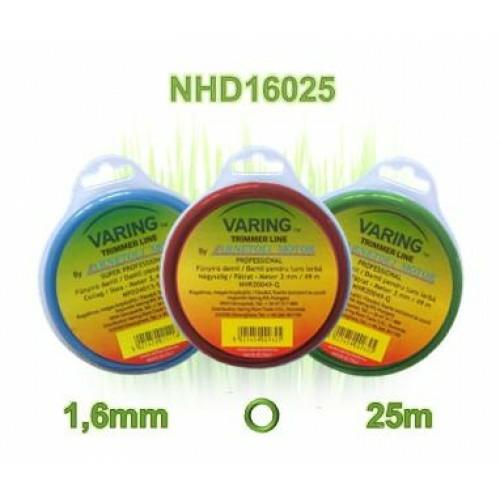 Varing fűnyíró damil Dispenser 1,6mm 25m kör profil