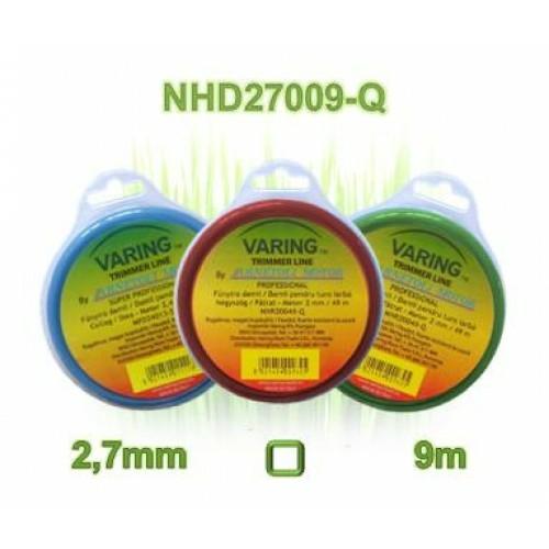 Varing fűnyíró damil Dispenser 2,7mm 9m négyzet profil