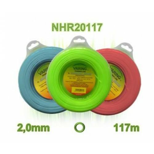 Varing fűnyíró damil Rotobox 2,0mm 117m kör profil