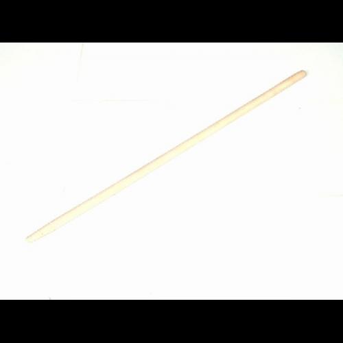 Gereblyenyél 140cm lakkozott