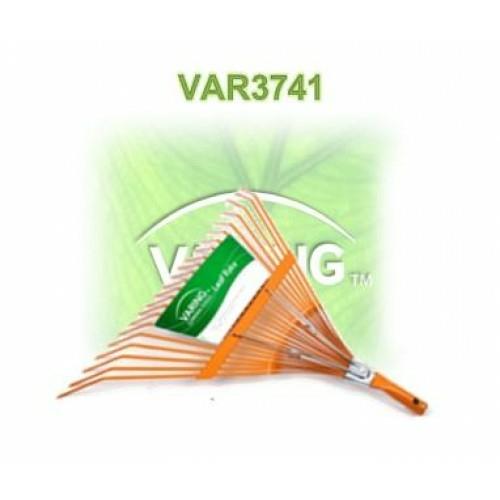Varing 22 fogú acél rugós fűseprű keményfa nyéllel