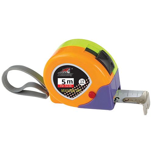 Mérőszalag 5,0 m / 19 mm / ABS